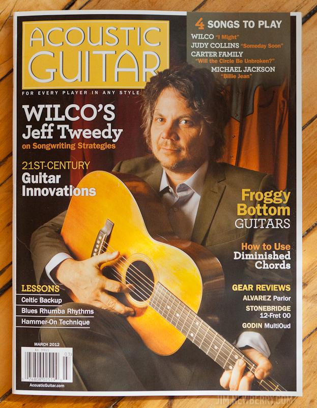 Acoustic Guitar Archives Jim Newberry