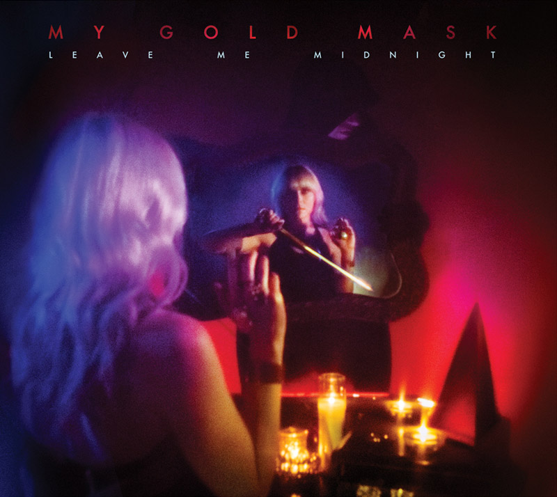 My Gold Mask, Leave Me Midnight album cover