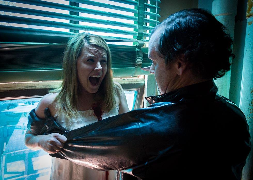Scene from Director's Cut