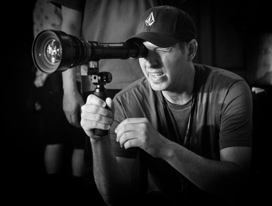 Director of Photography, Scott Winig